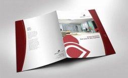 002 Astounding Half Fold Brochure Template Free Highest Quality  Blank Microsoft Word