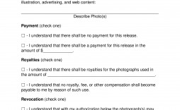 002 Astounding Photo Release Form Template Highest Clarity  Video Consent Australia Free And