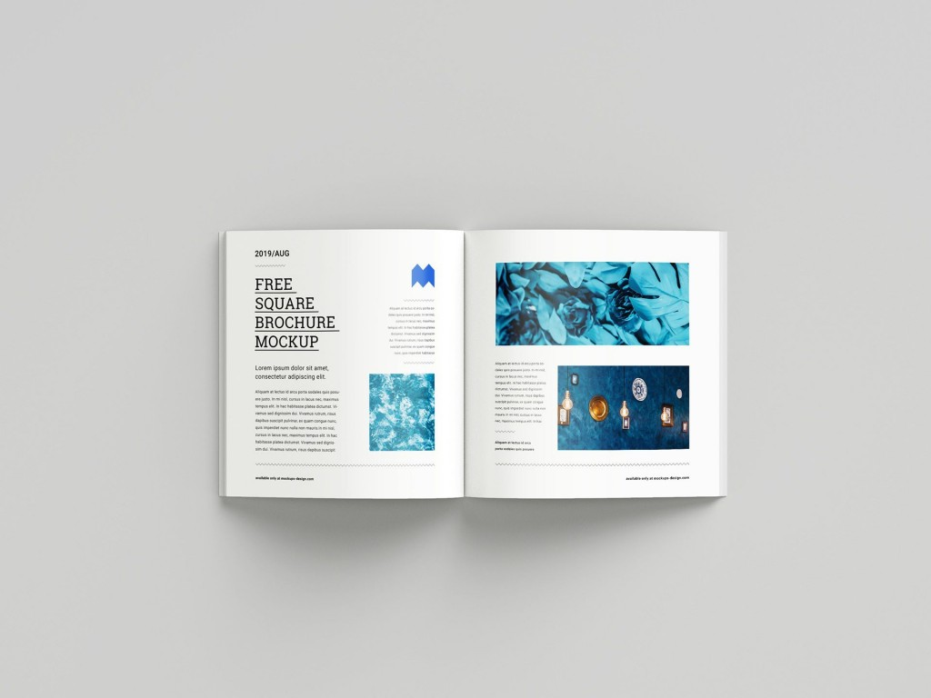 002 Astounding Square Brochure Template Psd Free Download High Def Large