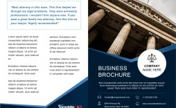 002 Awesome Brochure Template For Word Picture  Online Layout Tri Fold Mac