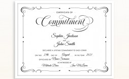 002 Awesome Certificate Of Marriage Template Concept  Word Australia
