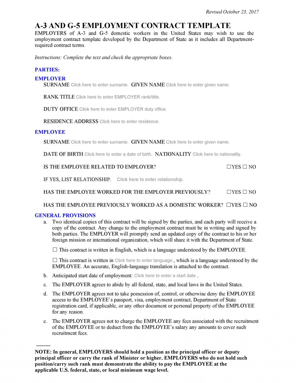 002 Awesome Free Casual Employment Contract Template Australia Concept Large