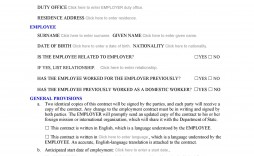 002 Awesome Free Casual Employment Contract Template Australia Concept