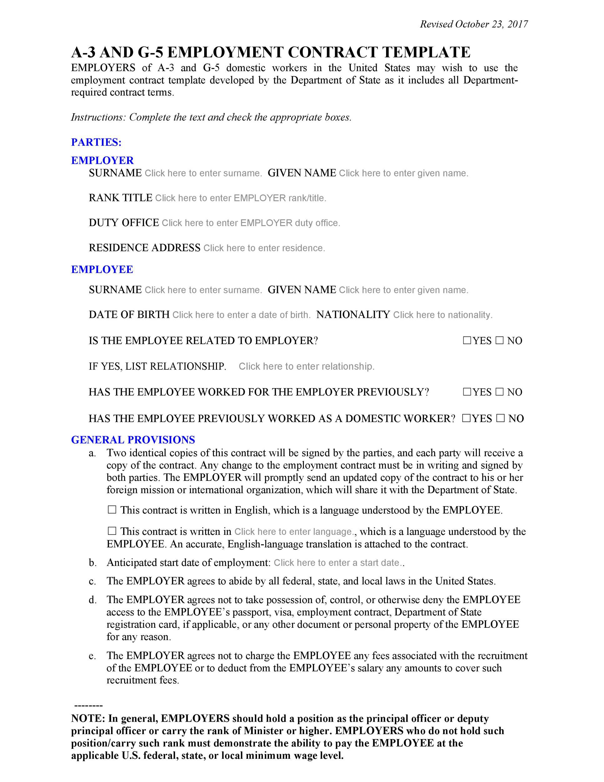 002 Awesome Free Casual Employment Contract Template Australia Concept Full