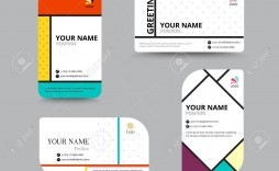 002 Awesome Name Tag Design Template High Definition  Free Download Psd