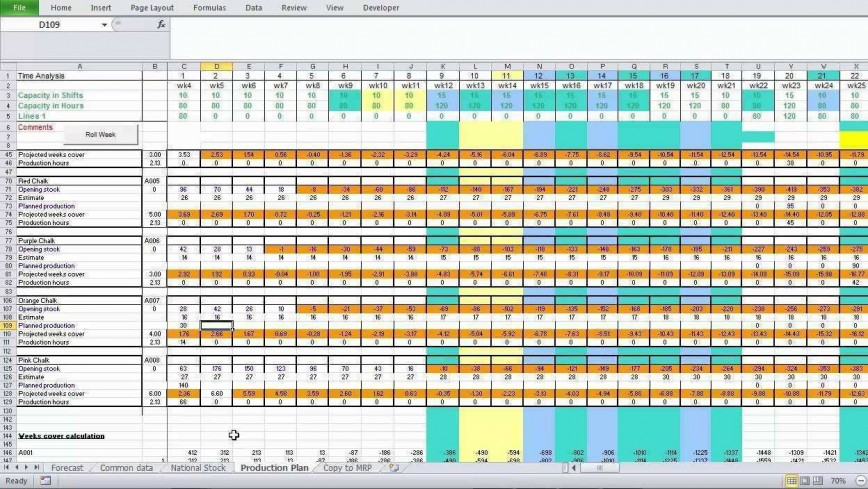 002 Awesome Production Schedule Template Excel Inspiration  Example Planning And Scheduling Free