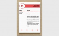 002 Awesome Resume Cover Letter Template Docx High Resolution