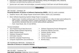 002 Awesome Software Engineering Resume Template Image  Engineer Microsoft Word Cv Free Developer Download