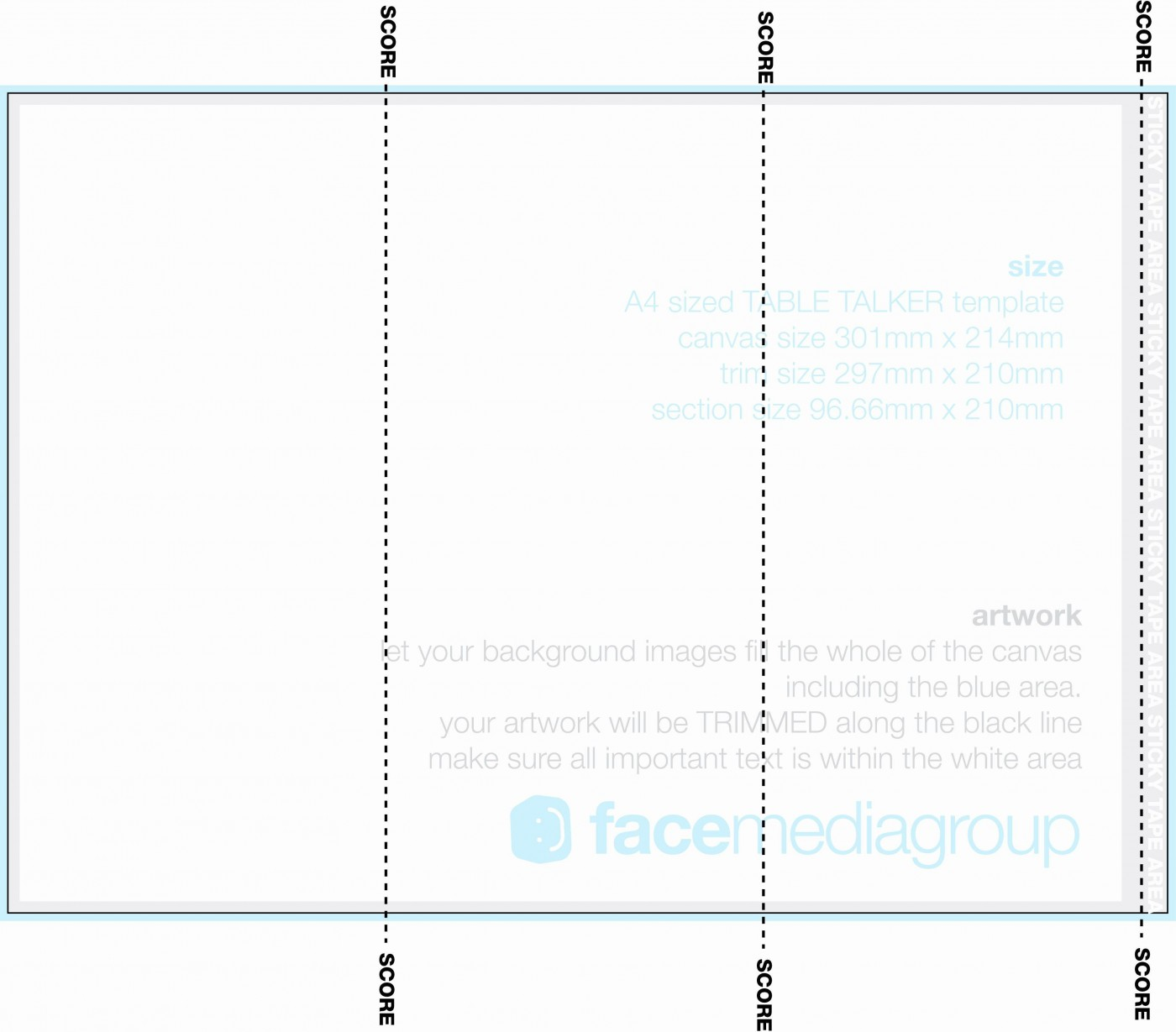 002 Awesome Tri Fold Table Tent Template High Def  Free Word1400