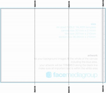 002 Awesome Tri Fold Table Tent Template High Def  Free Word360