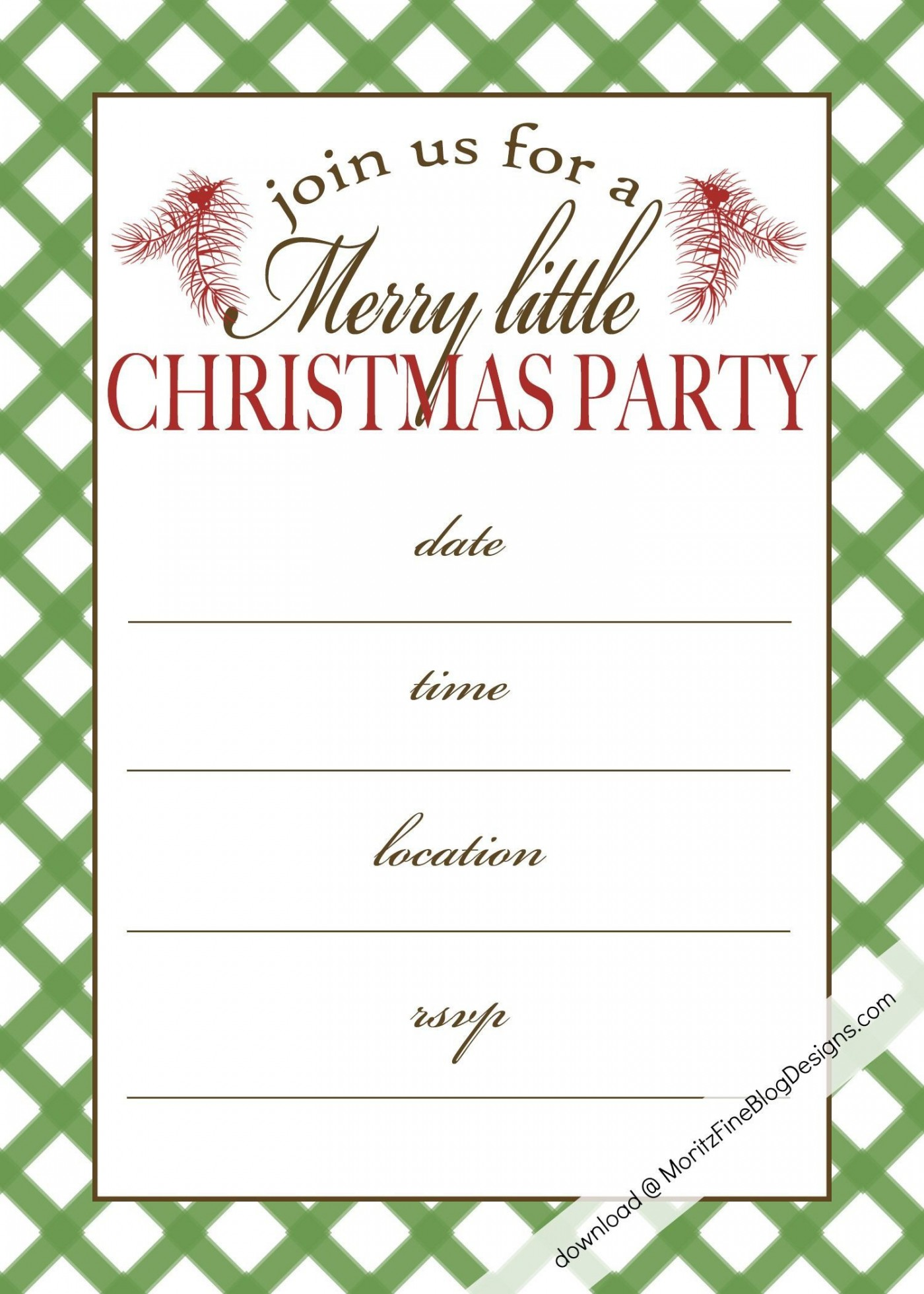 002 Awesome Xma Party Invite Template Free Photo  Holiday Invitation Word Download Christma1400
