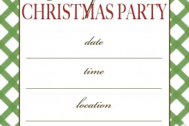 002 Awesome Xma Party Invite Template Free Photo  Holiday Invitation Word Download Christma