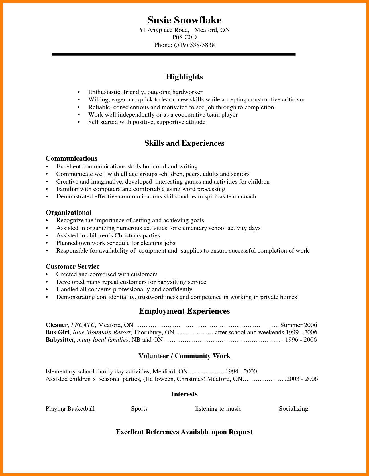 002 Awful Basic Student Resume Template Inspiration  Templates High School Google DocFull
