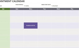 002 Awful Daily Calendar Template Excel Highest Clarity