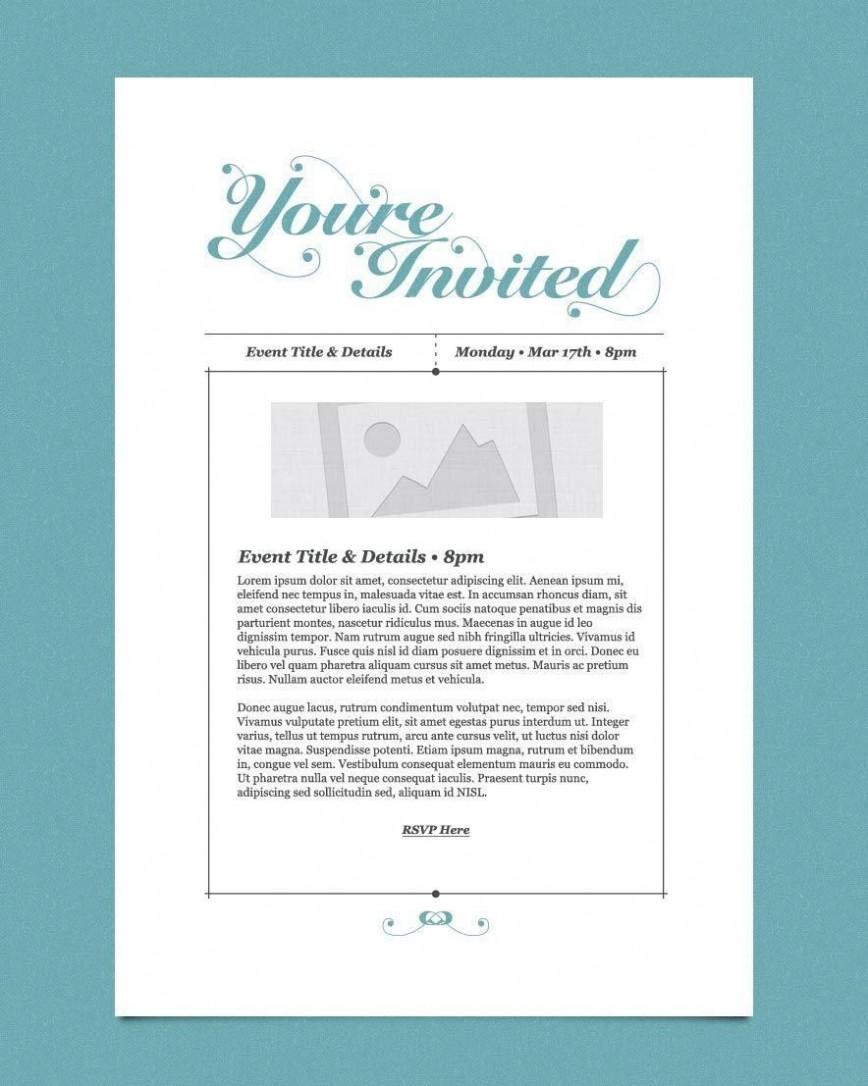 002 Awful Free Email Invite Template Idea  Templates Christma