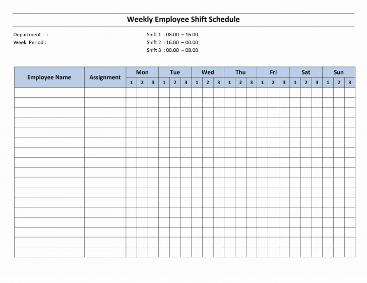 002 Awful Free Excel Staff Schedule Template Sample  Monthly Employee Shift Holiday Planner Uk728