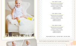 002 Awful Free Photography Package Template Highest Quality  Pricing