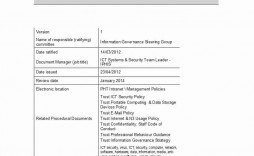 002 Awful It Security Policy Template High Resolution  Cyber Nist Australia Uk Free