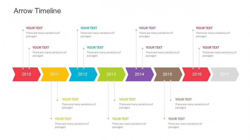 002 Awful Powerpoint Timeline Template Free Download Highest Clarity  History868