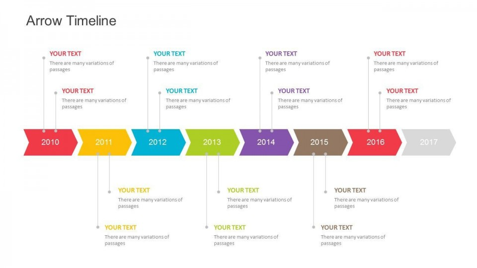 002 Awful Powerpoint Timeline Template Free Download Highest Clarity  History960