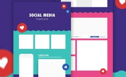 002 Awful Social Media Template Free Psd Highest Clarity  Download