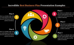 002 Beautiful Best Busines Plan Template High Resolution  Ppt Free Download