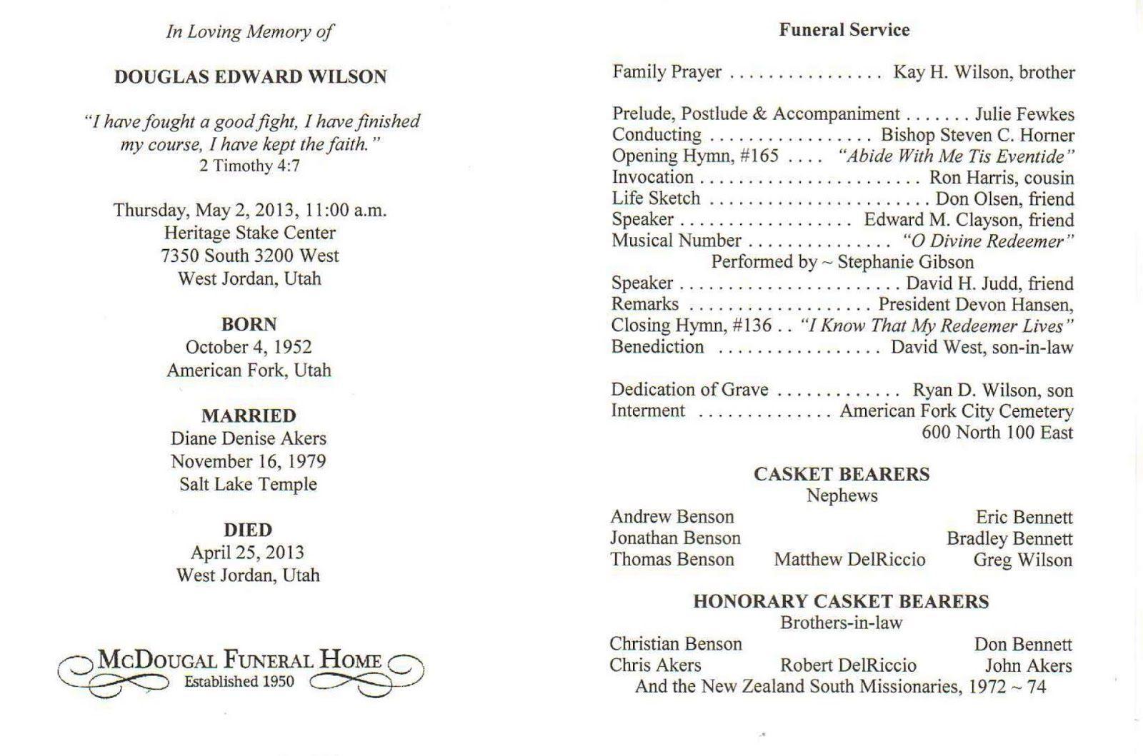 002 Beautiful Catholic Funeral Program Template High Def  Mas Layout FreeFull