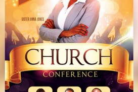 002 Beautiful Church Flyer Template Free Printable Highest Clarity  Event