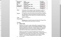 002 Beautiful Dres Code Policy Template Design  Work Uk Sample Casual Memo