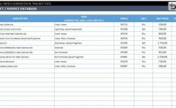 002 Beautiful Excel Spreadsheet Work Order Template Sample