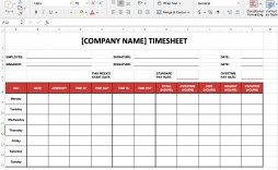 002 Beautiful Excel Time Card Template Sample  M Employee Calculator Free