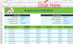 002 Beautiful Loan Amortization Excel Template Design  Schedule 2010 Free 2007