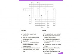 002 Beautiful Praise Crossword Clue Sample  9 Letter 7 Highly 6