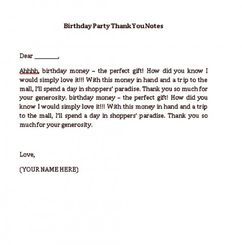 002 Beautiful Thank You Note Template Pdf High Resolution  Letter Sample For Donation Of Good480