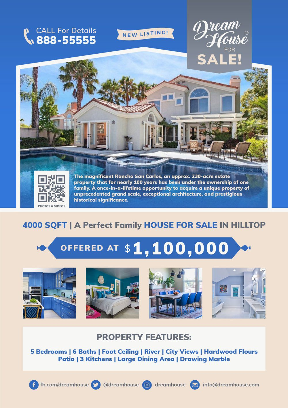 002 Best For Sale Flyer Template Example  Car Ad Microsoft Word HouseFull
