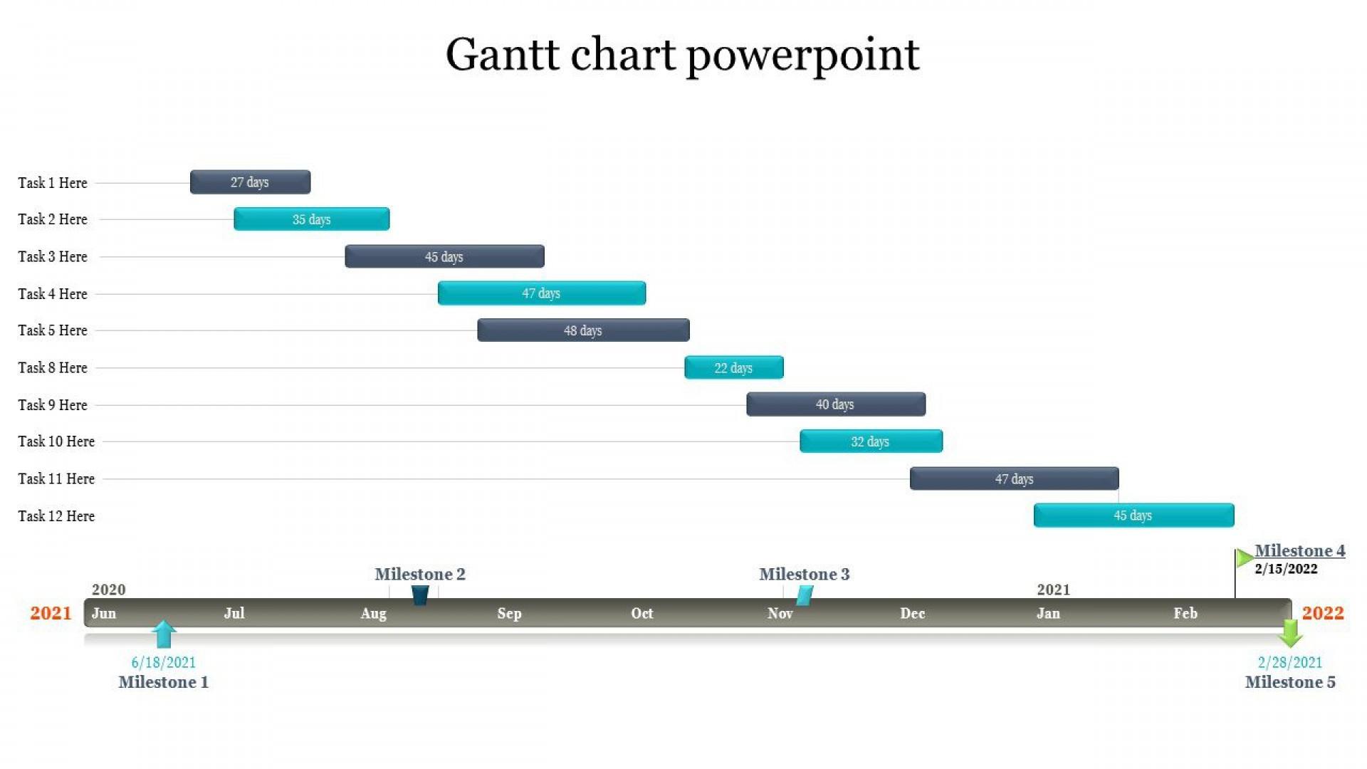 002 Best Gantt Chart Powerpoint Template Design  Microsoft Free Download Mac1920