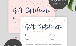 002 Best Gift Card Template Word High Resolution  Restaurant Free Microsoft