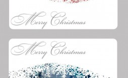002 Best Holiday Card Template Free Highest Clarity  Christma Word Recipe Editable Microsoft