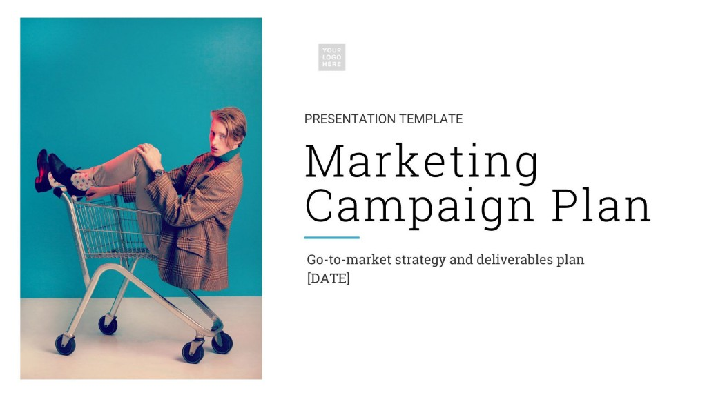 002 Best Marketing Campaign Plan Template Free Photo Large