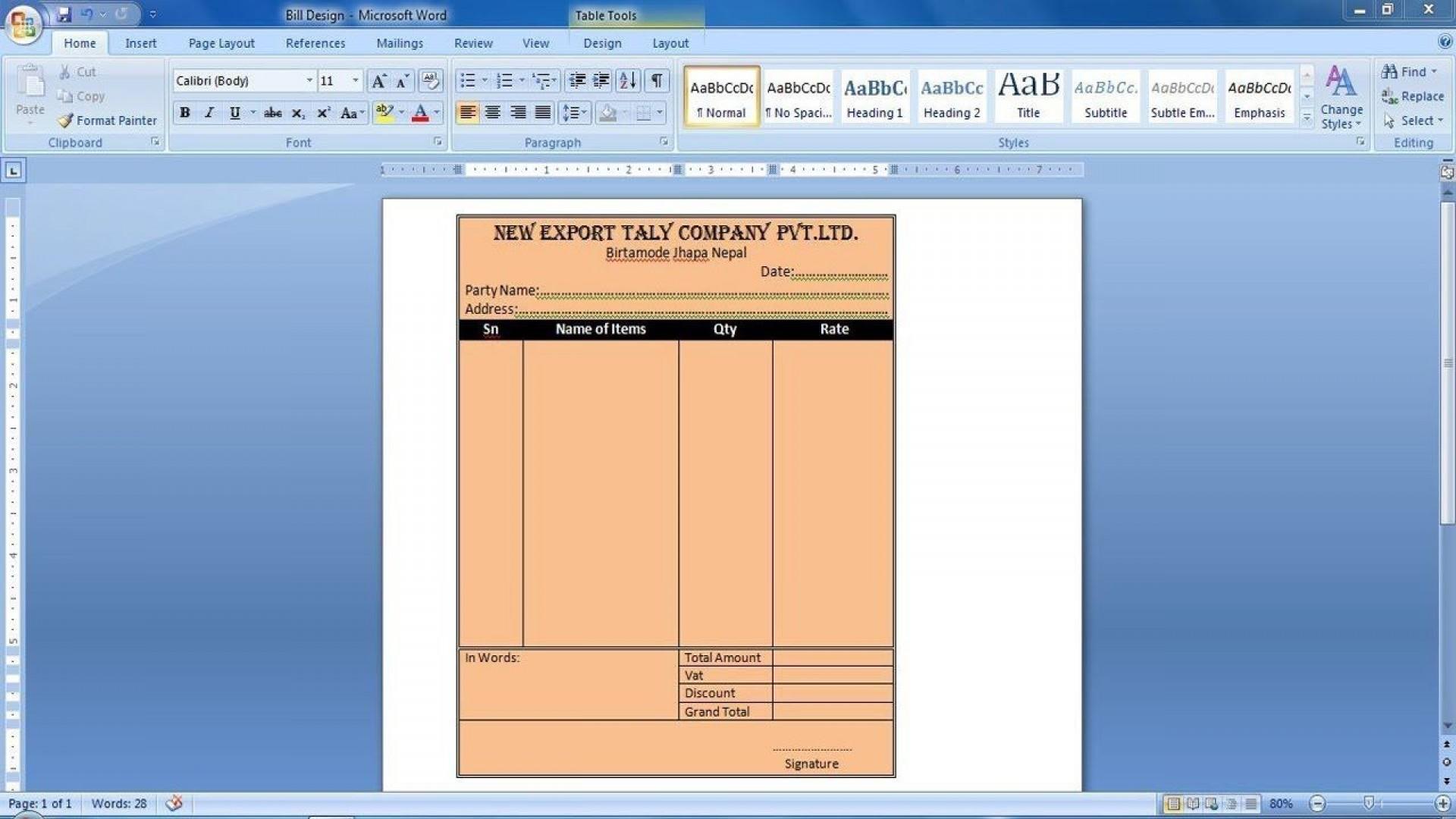 002 Best Microsoft Word Professional Memorandum Template High Definition  Memo1920