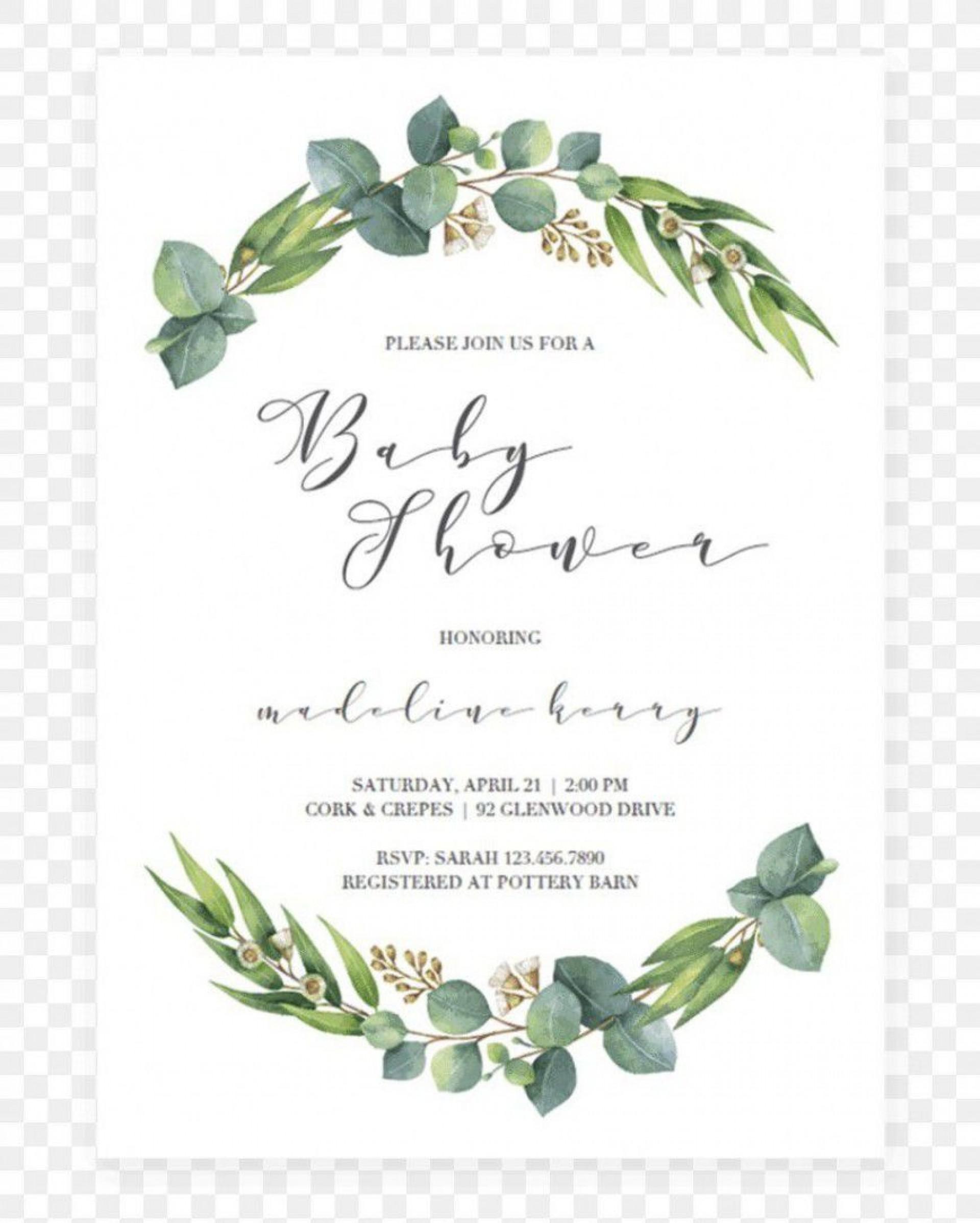 002 Best M Word Invitation Template Design  Microsoft Card Wedding Free Download Editable1920