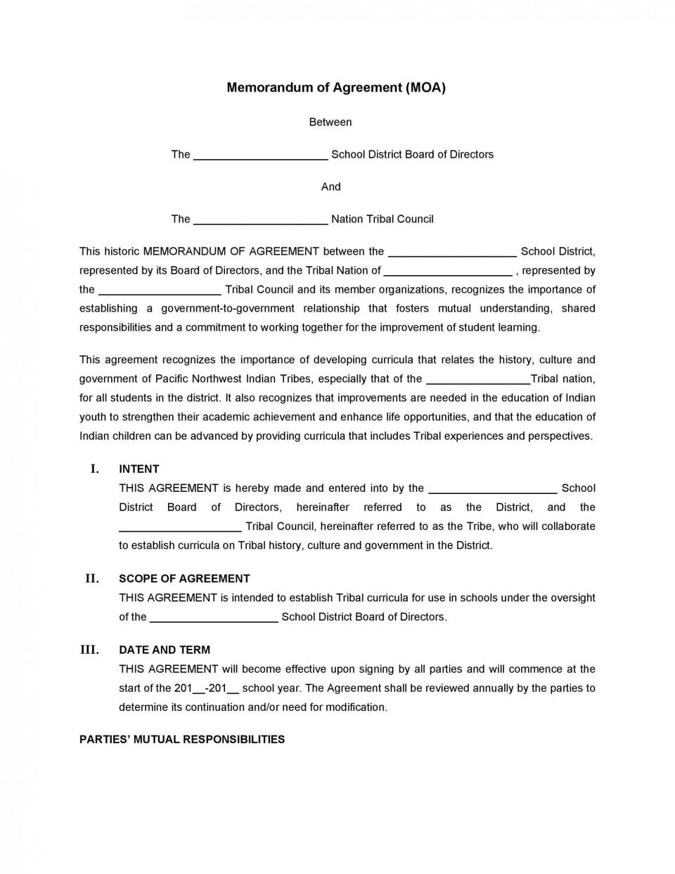 002 Best Private Placement Memorandum Template Word Design 960