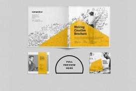 002 Breathtaking Adobe Photoshop Brochure Template Free Download Picture
