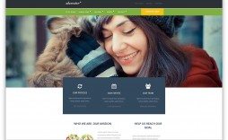 002 Breathtaking Free Non Profit Website Template Concept  Templates Organization Charity