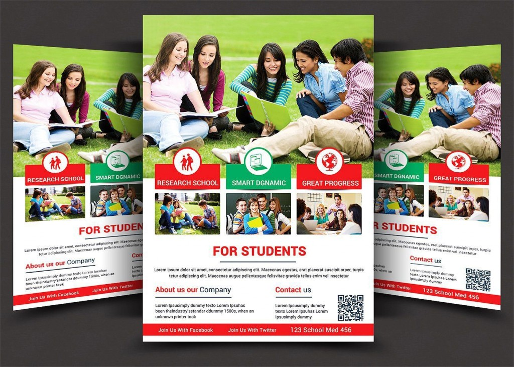 002 Breathtaking School Picture Day Flyer Template Highest Clarity  FreeLarge