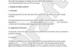 002 Breathtaking Secured Promissory Note Template Idea  Georgia Pdf Free Download