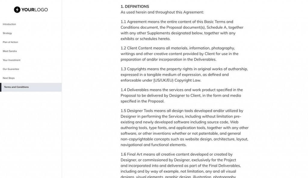 002 Breathtaking Social Media Marketing Proposal Template High Def  Plan Free Download Pdf WordLarge