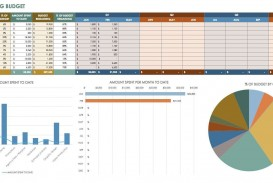002 Breathtaking Social Media Report Template Inspiration  Powerpoint Free Download