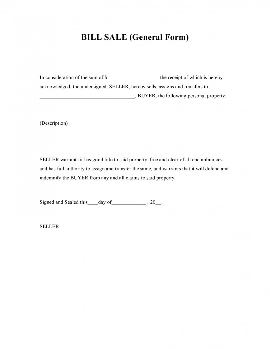 002 Breathtaking Word Bill Of Sale Template Idea  Document Form Free Microsoft Equipment