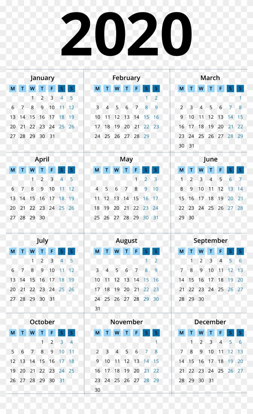 002 Dreaded 2020 Yearly Calendar Template Concept  Word UkFull